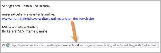 Redirects Service Für Lmu Webauftritte Lmu München