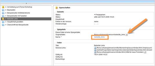 Wie Spiegle Ich Eine Datei Service Für Lmu Webauftritte